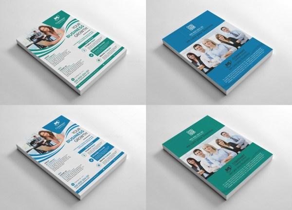 Corporate Flyers Design Template