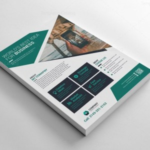 Creative Printable Marketing Flyers