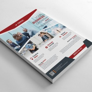 Elegant Corporate Flyers Templates
