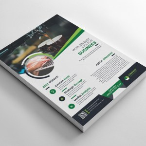 Elegant Flyers Design