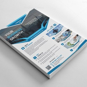 Modern Flyer Design Templates