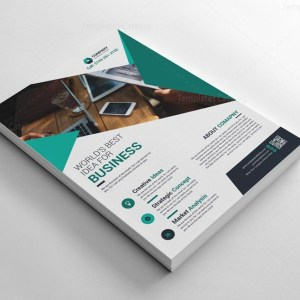 Premium Corporate Flyers Design