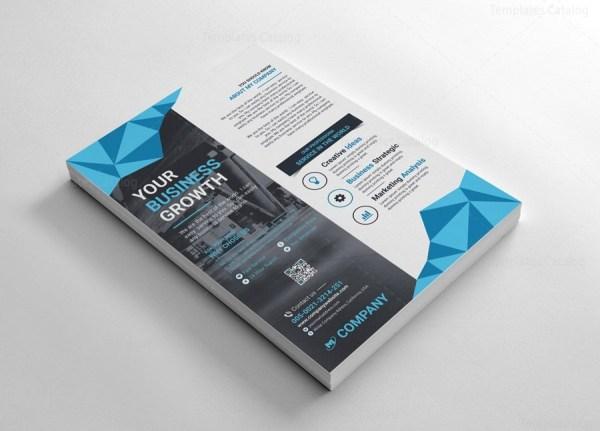 Stylish Flyer Design Templates
