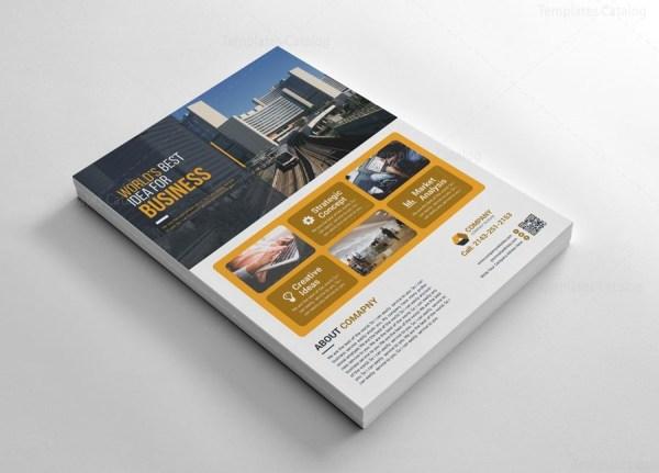 Premium Flyers Template Design