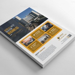 Premium Flyers Template Design