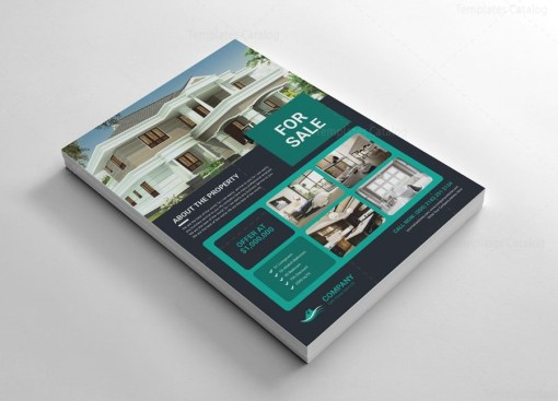 Real Estate Corporate Flyers Design