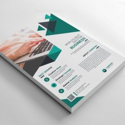 Stylish Casual Flyer Design