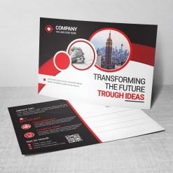 Business Postcard Design