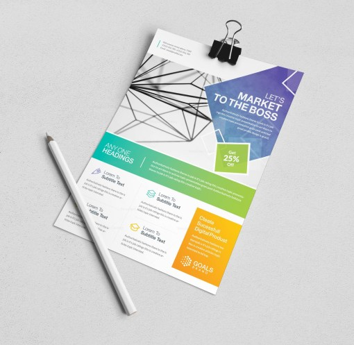 Elegant Flyer Designs