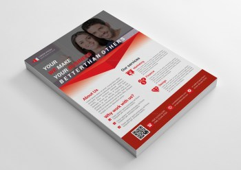 Premium Business Flyer Designs