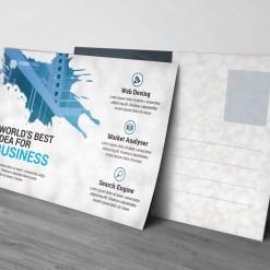 Premium Postcard Design