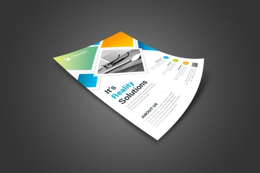 Stylish Flyer Template