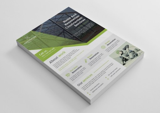 Business Creative Flyers Designs