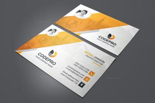 Classic PSD Business Card