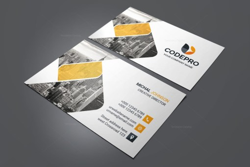 PSD Professional Business Card