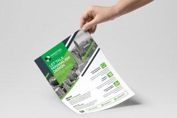PSD Business Flyer Templates