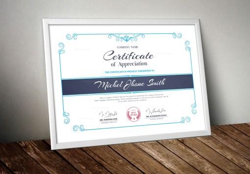 Perfect Certificate Design Templates