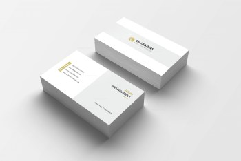 PSD Clean Business Design Card