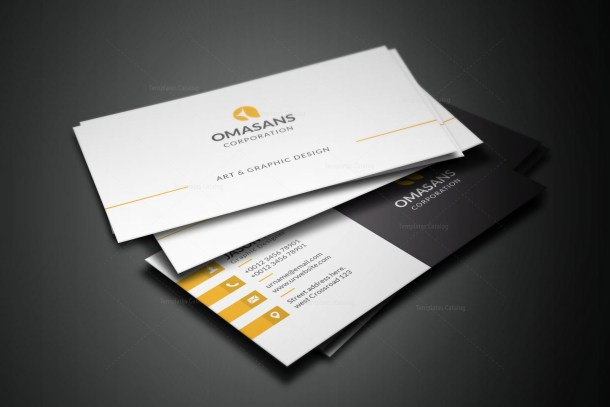 PSD Transport Business Cards