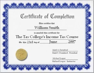 Free Certificate Of Completion Example 897461  Certificate Of Completion Training