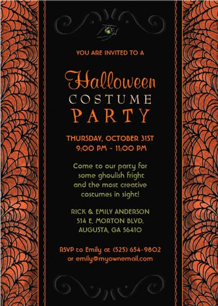 42+ Free Party Invitation Templates in Word Excel PDF Formats