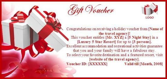 21 Free Gift Voucher Template Word Excel Formats