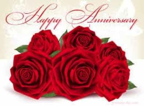 Happy Anniversary Card example 14.9974