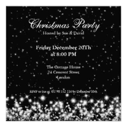 Party Invitation example 10.641