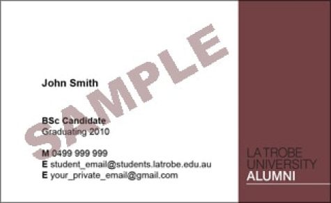 Visiting Card Template 97964
