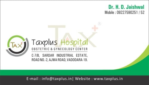 Visiting Card example 18.461