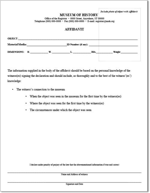 affidavit form example 10.644