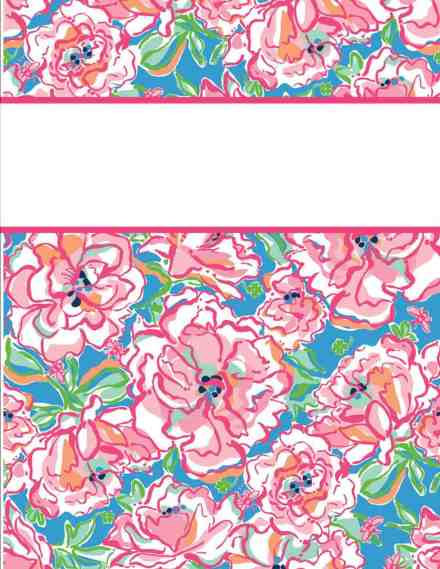 binder cover example 19641