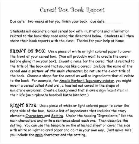 book report example 28.94
