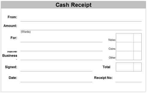 cash receipt example 19741