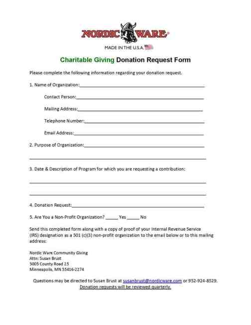 36 free donation form templates in word excel pdf donation form example 279641 altavistaventures Choice Image