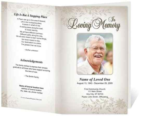 21 free free funeral program template word excel formats free funeral program sample 7941 clip pronofoot35fo Image collections