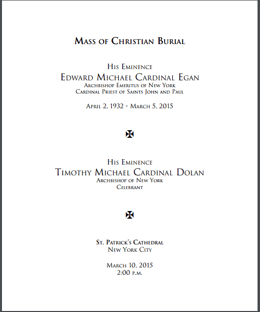 21 Free Free Funeral Program Template Word Excel Formats – Burial Ceremony Program
