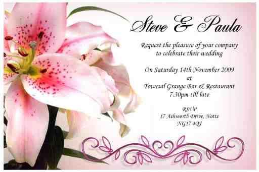 free invitation sample 12.641