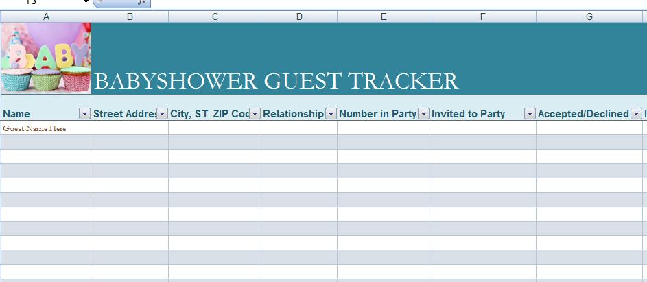 guest list format 7941