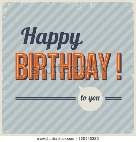 happy birthday card example 97941