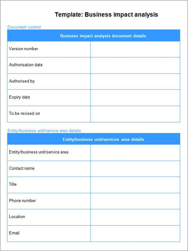 free impact assessment templates in word excel pdf formats - Psychosocial Assessment Form
