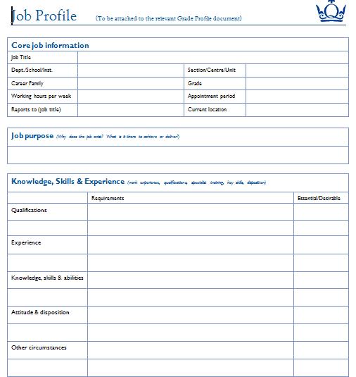 job description template 59741