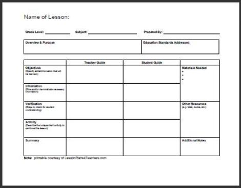 lesson plan example 10.9494