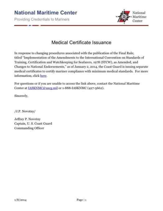 medical certificaet example 115.941