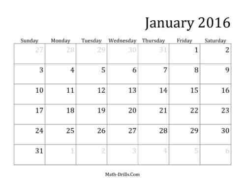 office calendar sample 8941