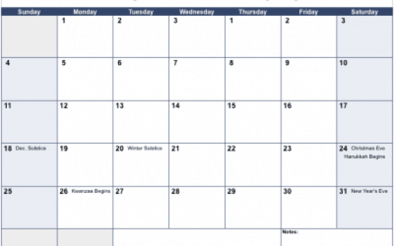 20 Free Office Calendar Templates For 2016 Word Excel Pdf