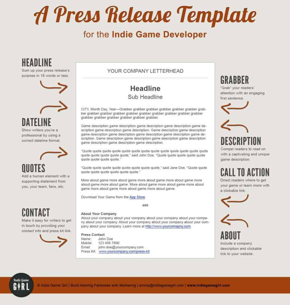 Press Release Sample 14