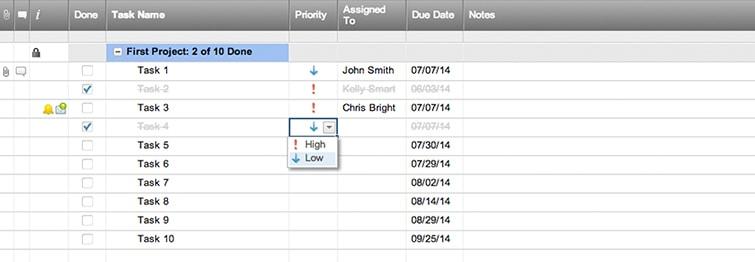 task list sample 36741