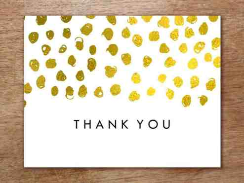 thank you card sample 18.64