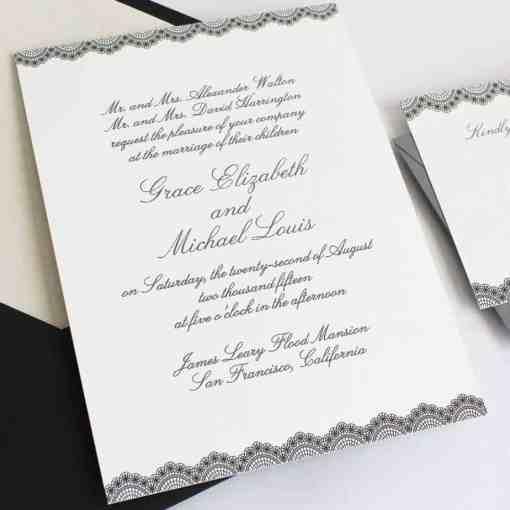 wedding invitation sample 19.461
